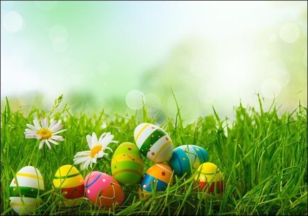 À quelle fête ramassons-nous des œufs ?