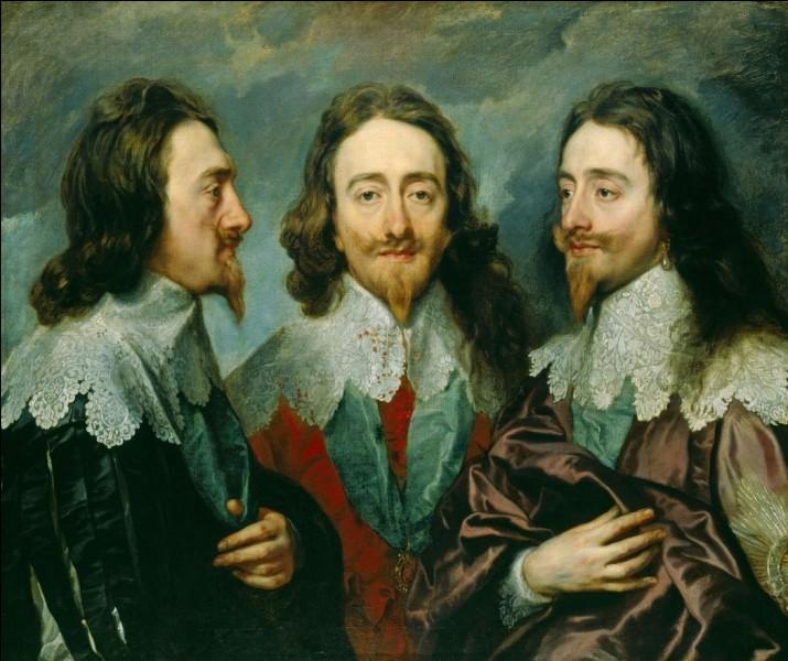 Comment se prénommait l'artiste van Dyck ?