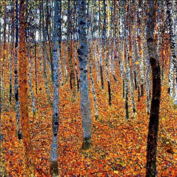 Quel était le prénom de Klimt ?
