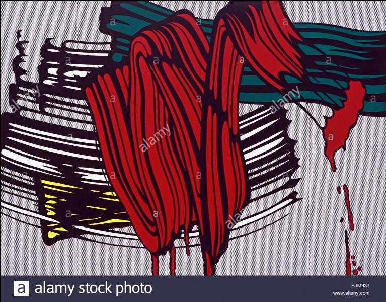 Comment se prénommait Lichtenstein ?