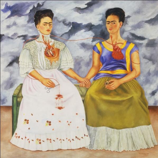 Comment se prénommait l'artiste Kahlo ?