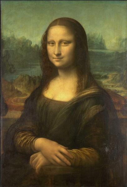 """Quel est le prénom du peintre de """"La Joconde"""" ?"""