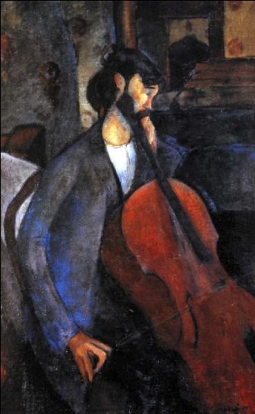 Quel était le prénom de Modigliani ?