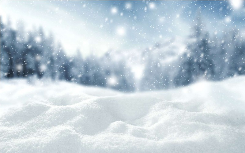 """Comment dit-on """"neige"""" en japonais ?"""