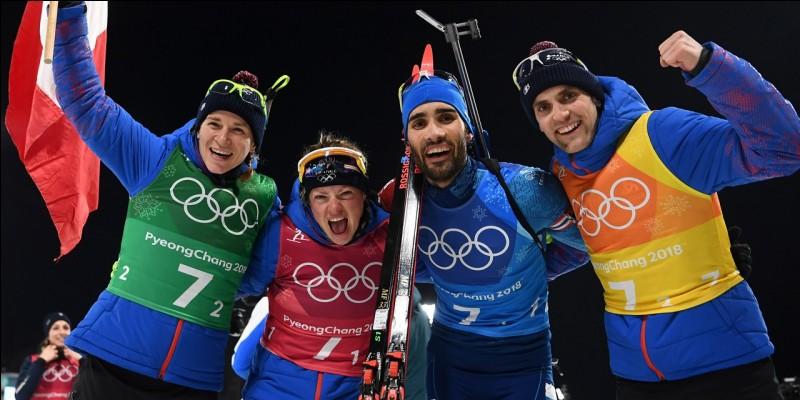 Février : Où se sont déroulés les Jeux Olympiques d'hiver ?