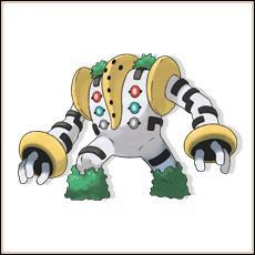 De quel type est ce pokemon ?