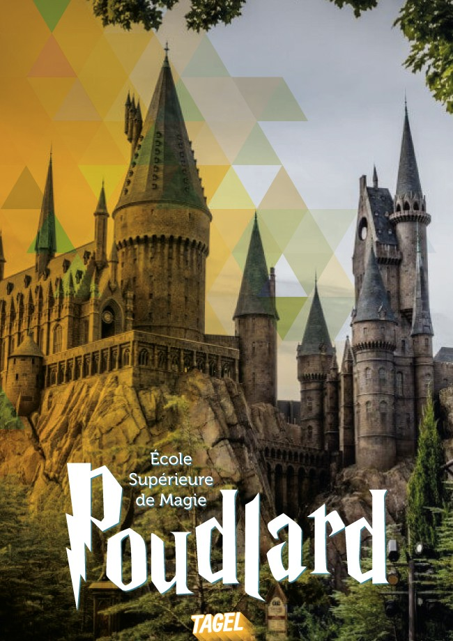 Pour quelle maison de Poudlard es-tu fait ?