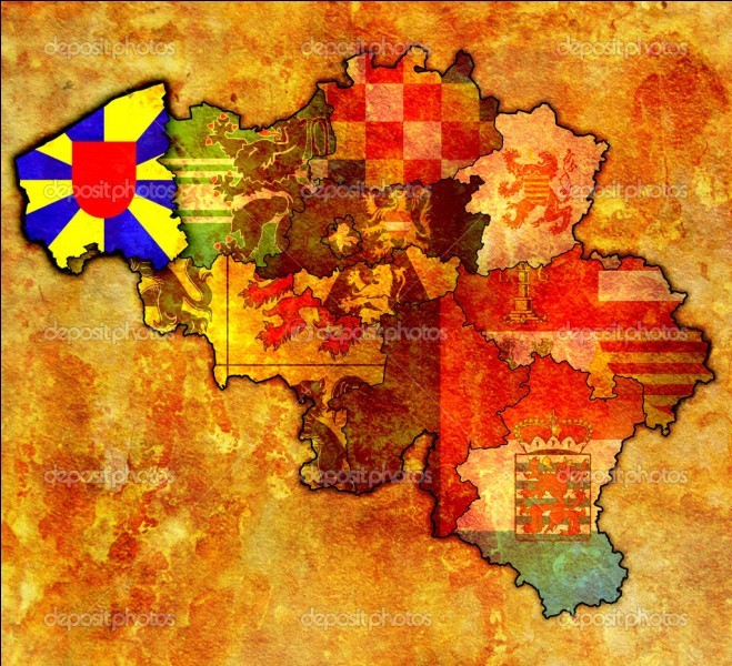 Quel est le chef-lieu de la province de Flandre Occidentale ?