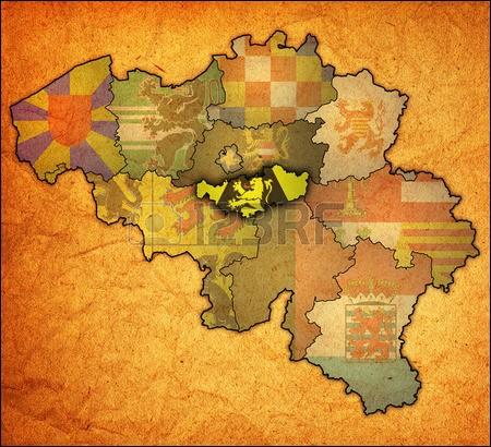 Quel est le chef-lieu de la province du Brabant wallon ?