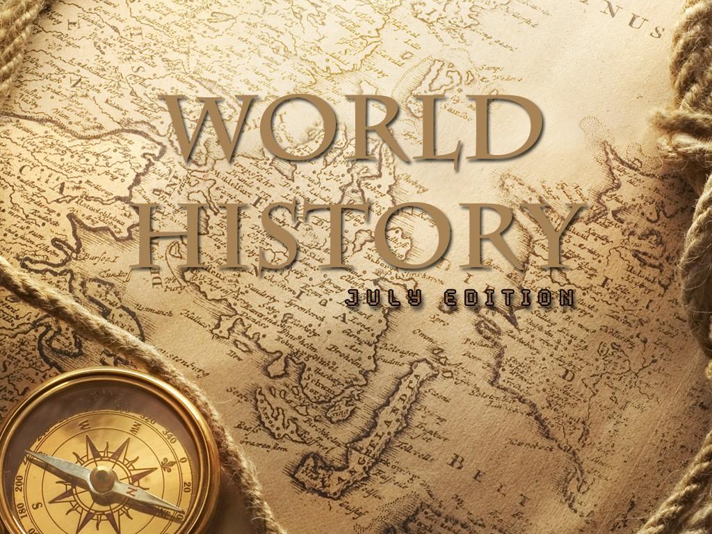 L'histoire du monde en 10 records
