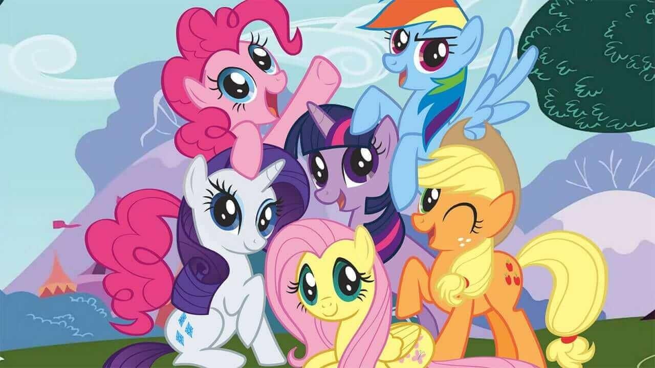 Quel petit poney de 'My Little Pony' es-tu ?