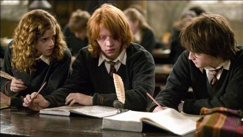 Il est l'heure de passer tes examens de fin d'année. Quelle est ta situation ?