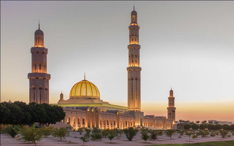 Dans lequel de ces continents trouve-t-on Oman ?