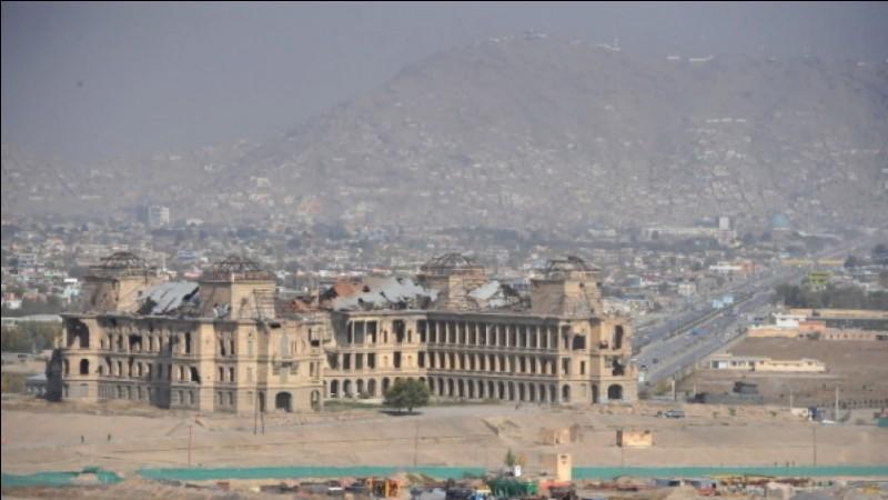 Ma capitale est Kaboul.