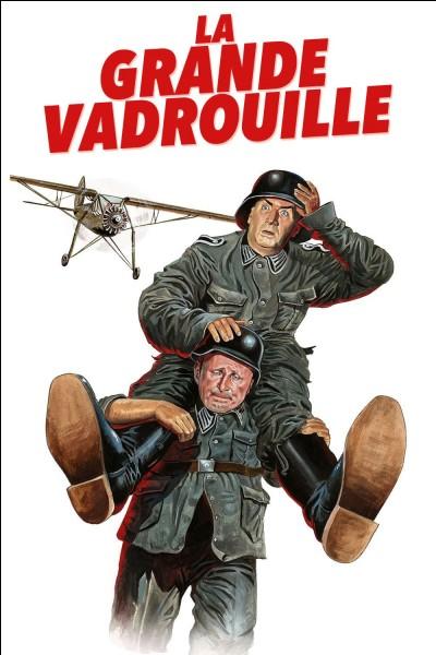 """""""La Grande Vadrouille"""" est le titre d'un film réalisé par Gérard Oury."""