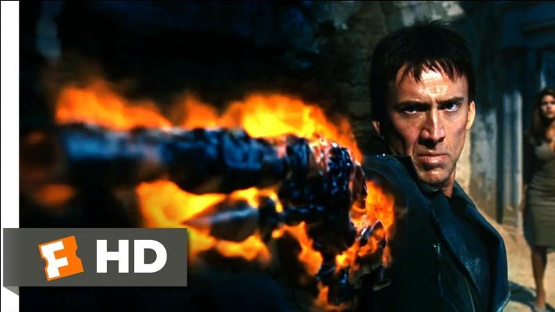 """""""Ghost Rider"""" est un film dans lequel a joué Eva Mendes."""
