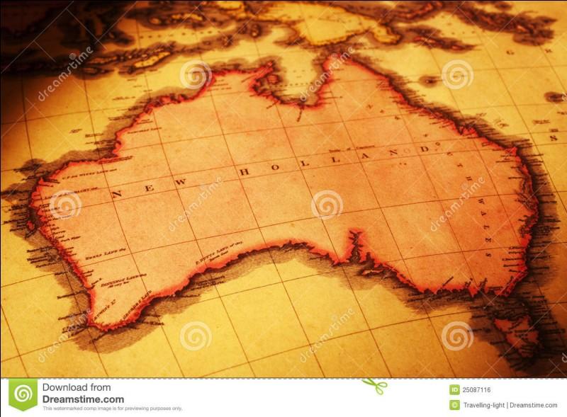 Il fait barrière en Australie !