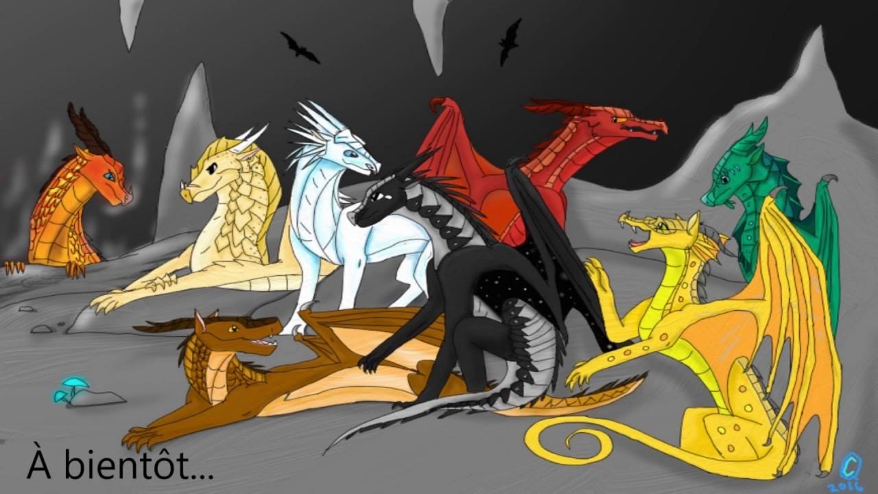 'Les Royaumes de Feu' : qui es-tu dans le 1er cycle ?
