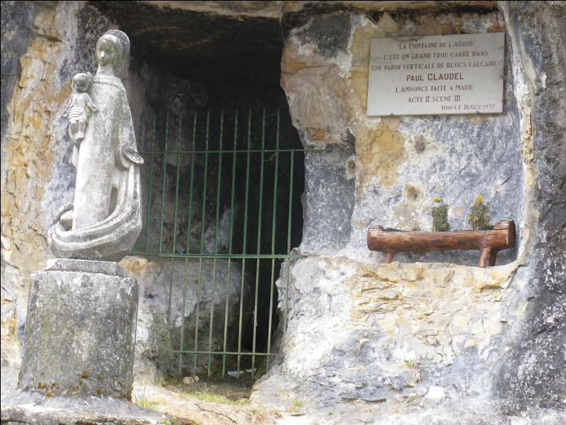 De quelle origine est l'aqueduc de Vieu ?