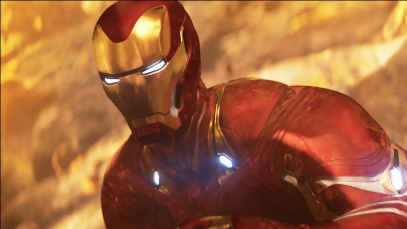 Qui est l'acteur qui joue le rôle d'Iron Man ?