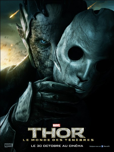 """Dans """"Thor : Le Monde des ténèbres"""", quel est le nom de l'elfe noir qui envahit Londres ?"""