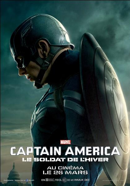 Comment se nomme l'ami d'enfance de captain America alias Steve Rogers ?