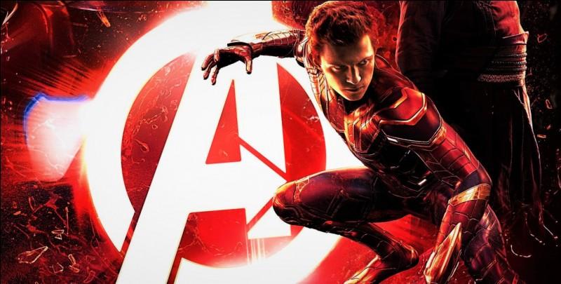 """Dans """"Avengers : Infinity War"""" le nouveau costume de Spider-Man s'appelle..."""