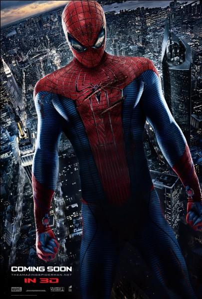 """Qui est l'acteur qui joue le rôle de Spider-Man dans """"The Amazing Spider-Man"""" ?"""