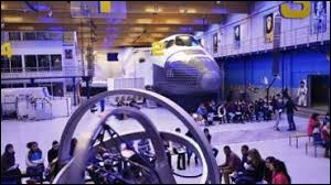 En 2018 j'ai participé à une colonie dans le thème de l'aérospatial. À la fin de ce super voyage nous nous sommes rendus à l'Euro Space Center, situé en...