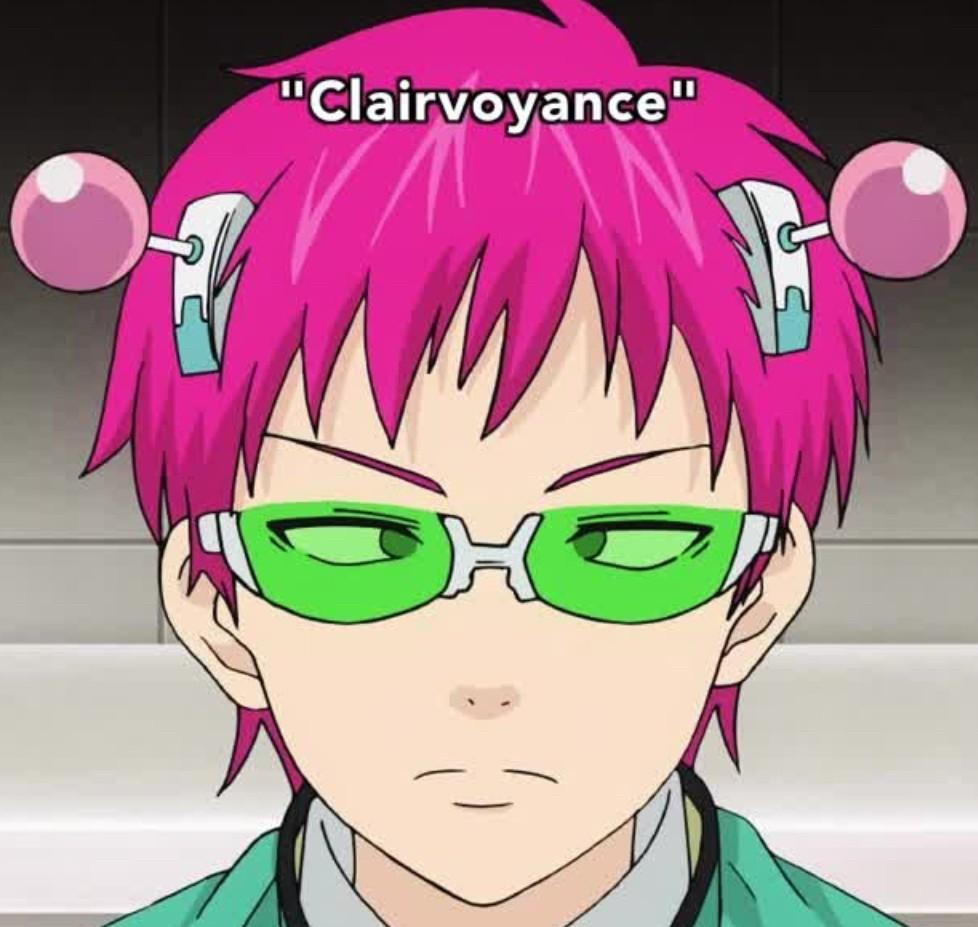 Personnages de mangas et animés aux sens améliorés (1)