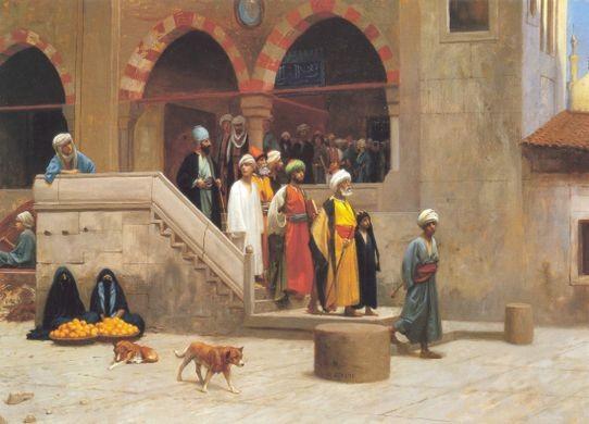 L'orientalisme !