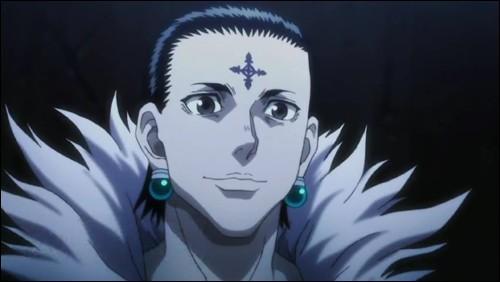 À quelle position Kuroro Lucilfer est-il placé au bras de fer dans la Brigade Fantôme ?