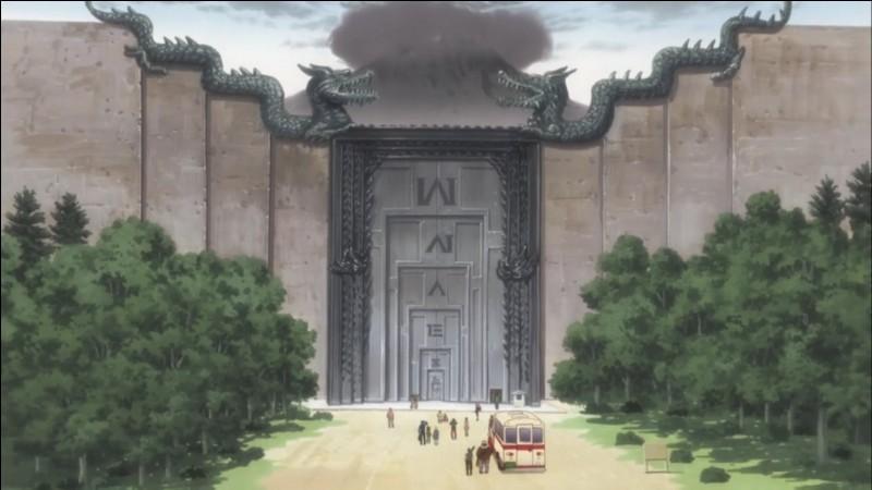Par quelle porte de la Kukuroo Mountain, Kirua peut-il passer ?