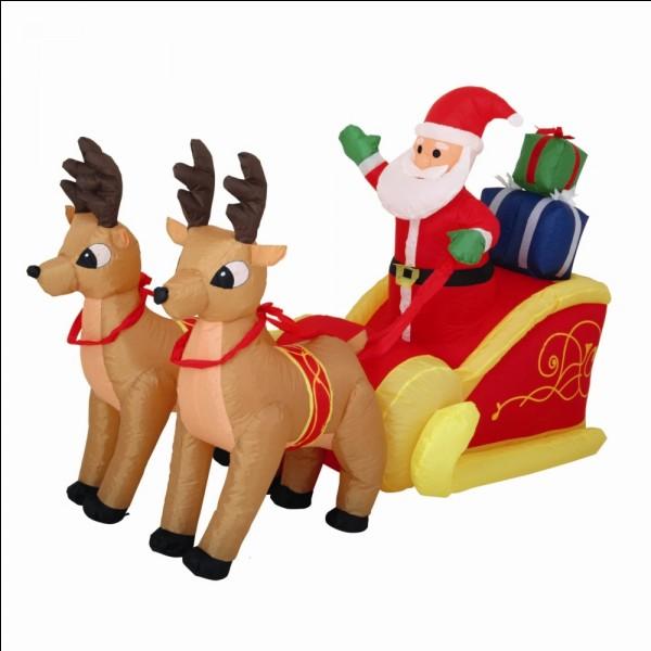 Comment s'appelle le père Noël en allemand ?