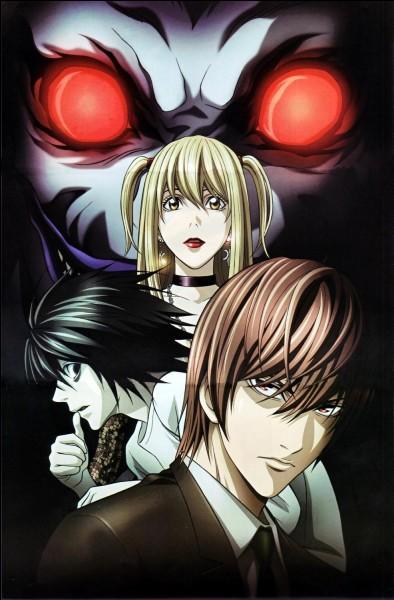 À quel manga cette image appartient-elle ?