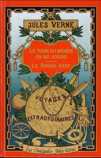 Parmi ces titres de romans, lequel n'appartient pas à un livre de Jules Verne ?