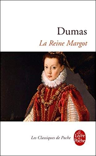 """Selon Alexandre Dumas, dans son roman """"La Reine Margot"""", qui aurait été l'amant de Marguerite de Valois ?"""