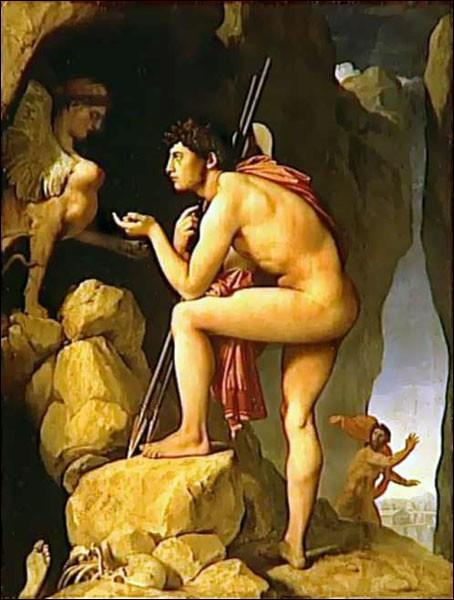 Parmi ces écrivains, lequel ne s'est pas penché sur l'histoire d'Œdipe ?