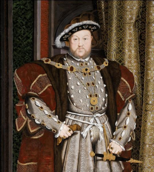 """Qui joue Henry VIII dans 'Deux Sœurs pour un roi"""" ?"""