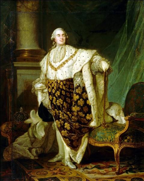"""Qui joue le roi Louis XVI dans """"Un Peuple et son roi"""" ?"""