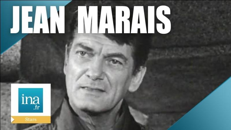 Jean Marais a-t-il déjà joué un roi ?