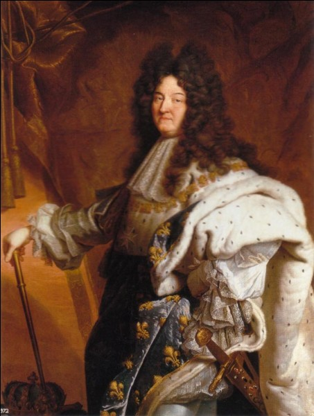 """Qui interprète Louis XIV dans """"Le roi danse"""" ?"""
