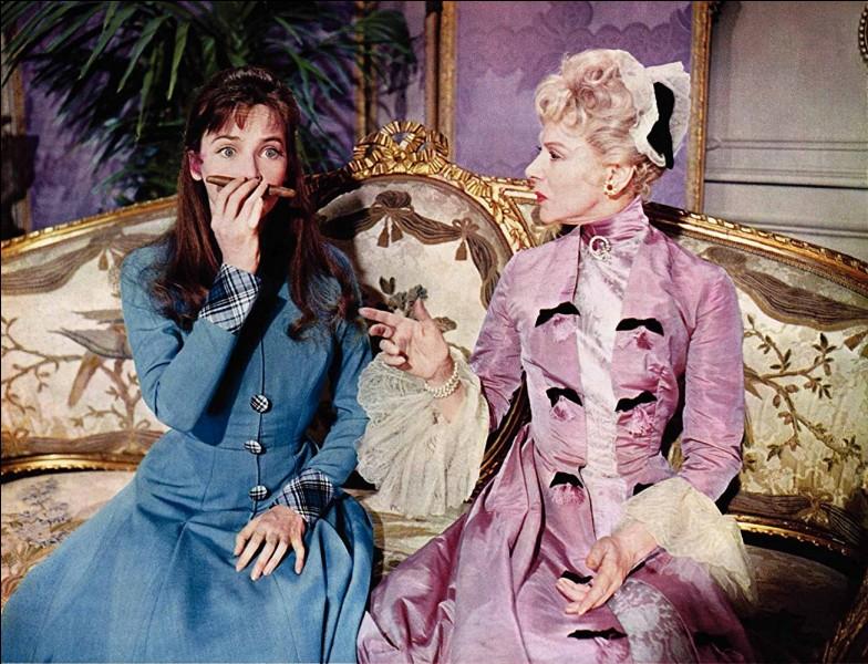 """Leslie Caron est """"Gigi"""" dans le film de Vincente Minnelli de 1958. Qui est son Gaston ?"""