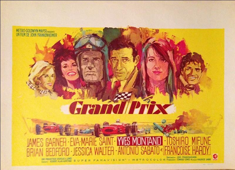 """Le film """"Grand Prix"""", avec Yves Montand, James Garner, Toshiro Mifune, Françoise Hardy... a pour contexte la course automobile. Pour quelle écurie court le sportif français, que joue Yves Montand ?"""
