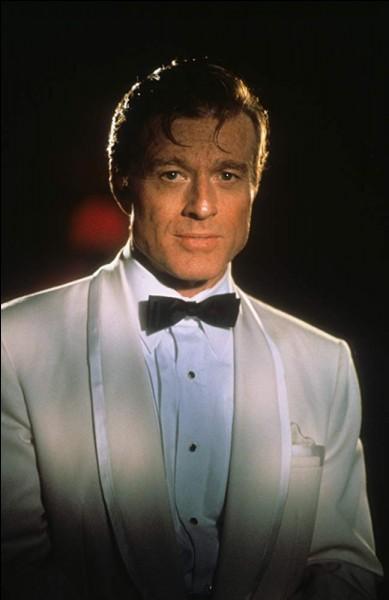 """Robert Redford est agent des services secrets sous couverture dans le film """"Havana""""..."""