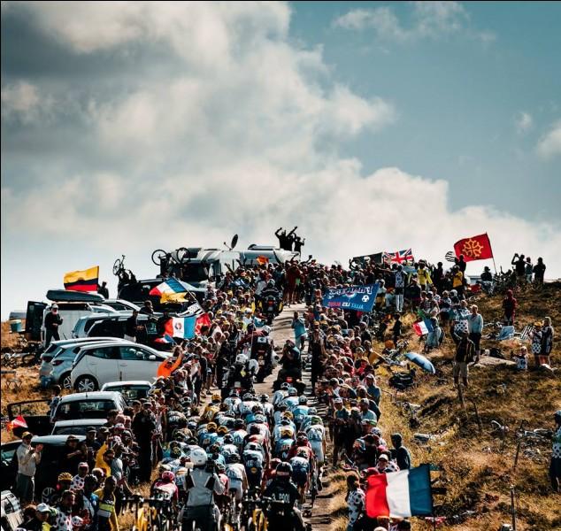 Le maillot à pois est toujours un objectif majeur pour un grand nombre de coureurs. Lequel de ces coureurs français a attrapé la varicelle cette année en gagnant ce maillot blanc à pois rouges ?