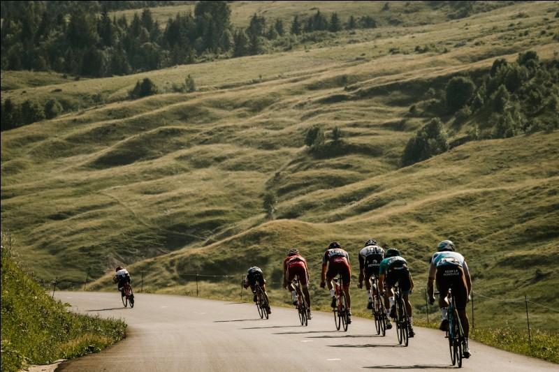 La Grande Boucle a innové cette année en nous proposant une étape de seulement 65 kilomètres reliant Bagnères-de-Luchon et le col de Portet. Qui a triomphé sur cette ascension de 17.8 km à 7.9% ?