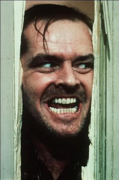 Film tiré d'une histoire de Stephen King et réalisé par Stanley Kubrick. Quel est ce film ?