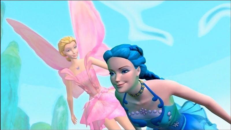 Comment s'appelle ce Barbie ?