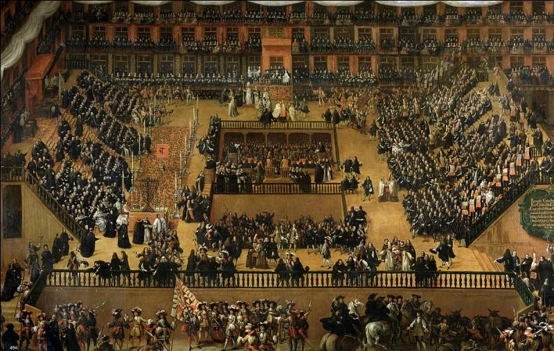 Quel peintre a comparu devant l'Inquisition ?